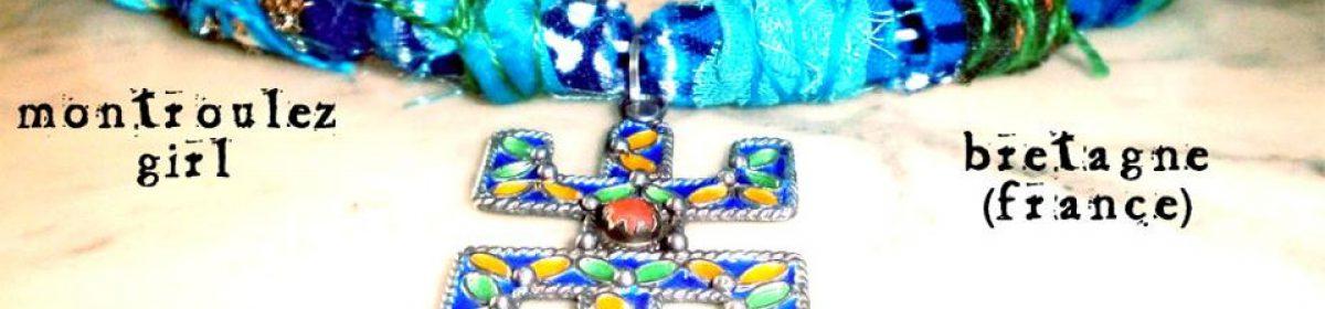 Bijoux bohèmes, ethniques, boho chics, rustiques… Créations uniques.